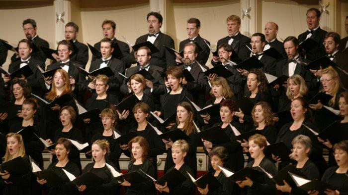 The Chicago Symphony Chorus (Photo: Todd Rosenberg)