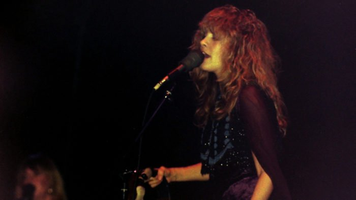 Stevie Nicks in 1977 (Photo: Klaus Hiltscher)