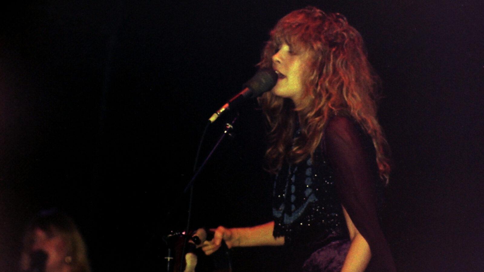 Stevie Nicks in 1977 (Photo: Klaus Hiltscher)