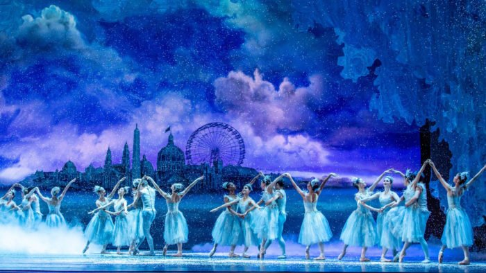 The Joffrey Ballet's The Nutcracker (Photo: Cheryl Mann)