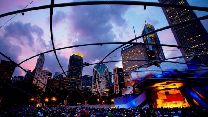 Grant Park Music Festival Announces 2019 Season