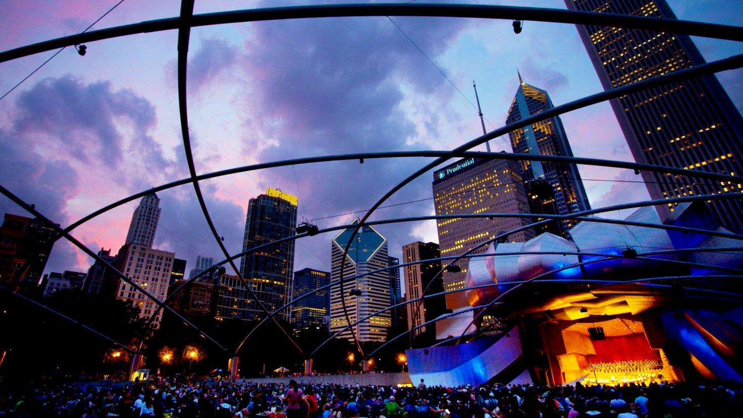 Grant Park Music Festival 2020.Grant Park Music Festival 2020 Festival 2020