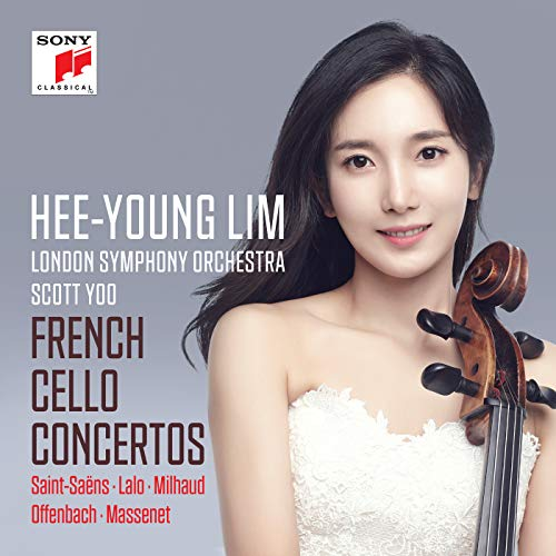 Hee-Young Lim: French Cello Concertos