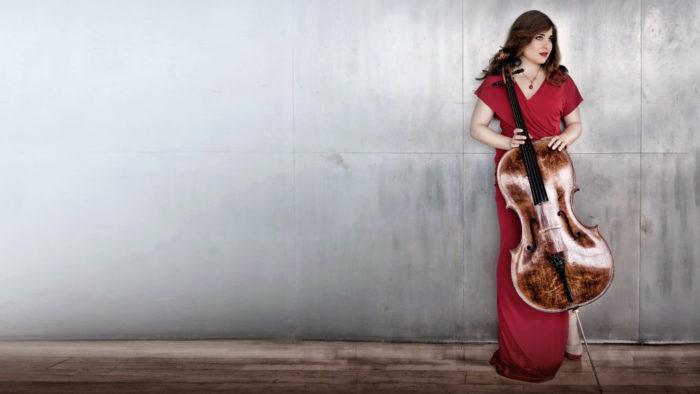 Alisa Weilerstein (Photo: Harald Hoffman/Decca)