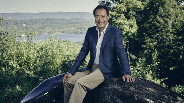 Cellist Yo-Yo Ma to Present Free Concert in Millennium Park, Shares New Music Video Celebrating Cultural and Artistic Harmony