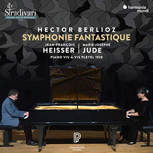 Francois Illas New Tradition: Berlioz: Symphonie Fantastique