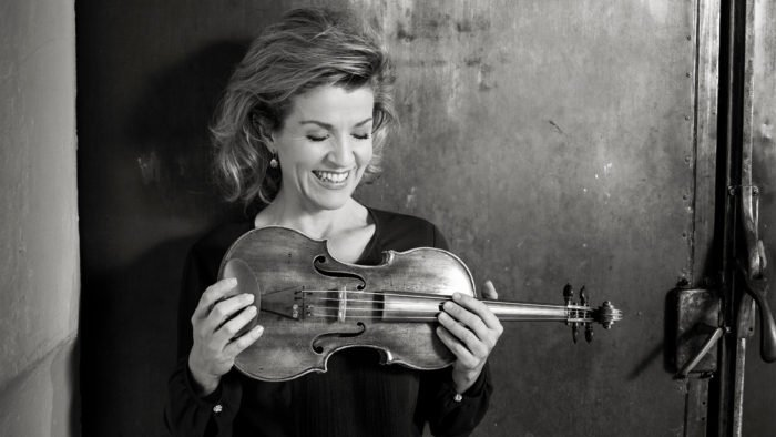 VIDEO | Anne-Sophie Mutter shares what every musician should know that they can't learn in school