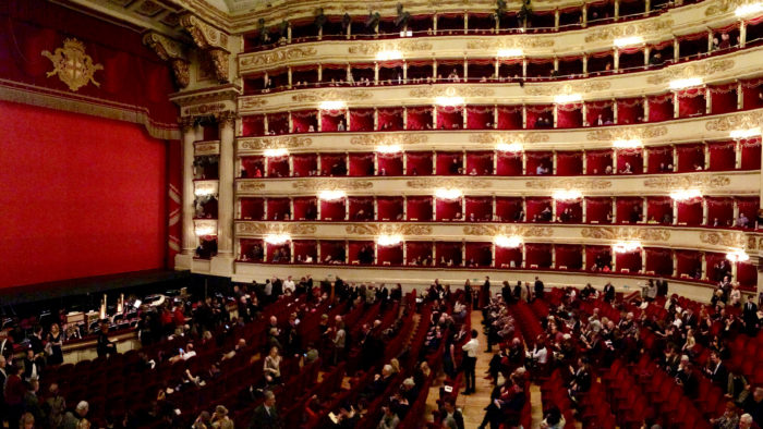 La Scala under fire for proposed funding from Saudi Arabia