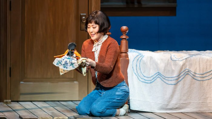 So Young Park in An American Dream (Photo: Todd Rosenberg courtesy of the Lyric Opera of Chicago)