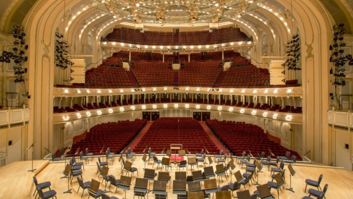 Chicago Symphony musicians on strike after talks break down