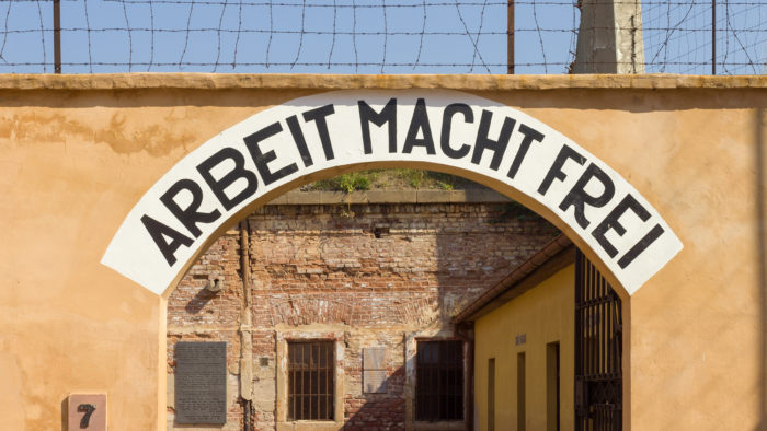 Behind Terezín's walls, the sounds of resistance