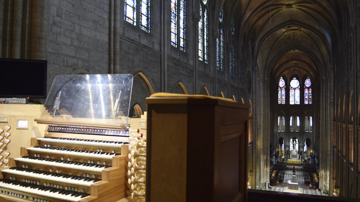 """It's beauty at an inexpressible level"" — Organist Nathan Laube reflects on Notre-Dame de Paris and its magnificent organ"