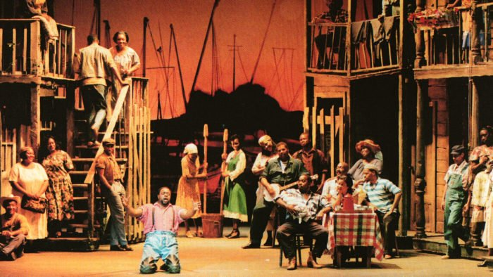Hungary: 'Porgy and Bess' cast asked to be African American
