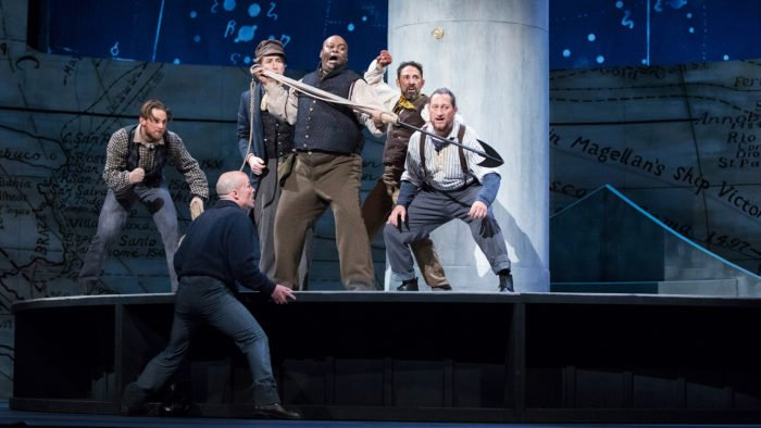 """I like to take on projects that terrify me"" — Composer Jake Heggie on adapting <em>Moby-Dick</em> into an opera"