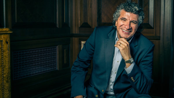 Grammy Award-winner Giancarlo Guerrero grew up in Costa Rica listening to WFMT — Now he's making his CSO conducting debut
