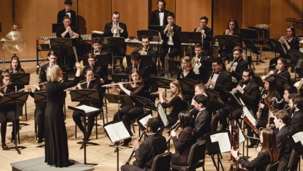 Strike Up the Wind Band: Celebrating 50 Years of the Northwestern University Symphonic Wind Ensemble