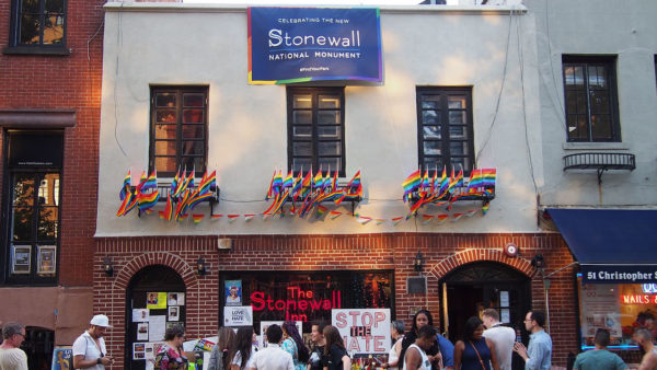 After a 50-year wait, 'Stonewall' opera was written in weeks