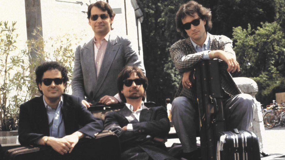 Emerson String Quartet (8/31/1989) | 98 7WFMT