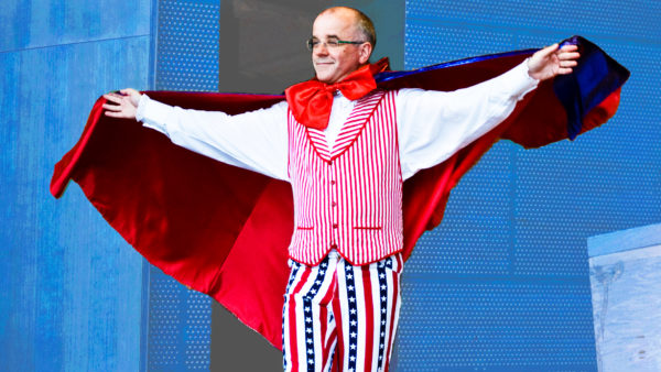 Grant Park Music Festival Chorus Director Christopher Bell's Top 5 Independence Day Outfits