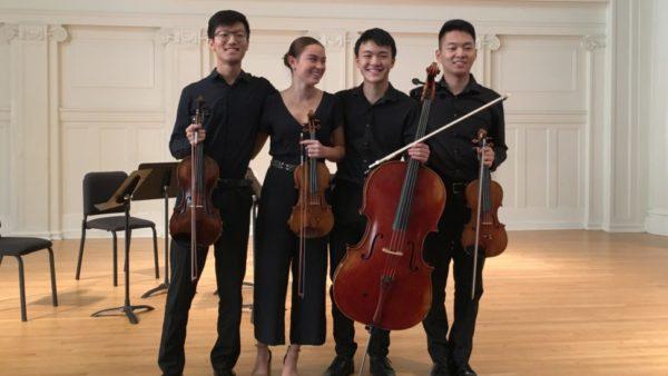 Nova String Quartet