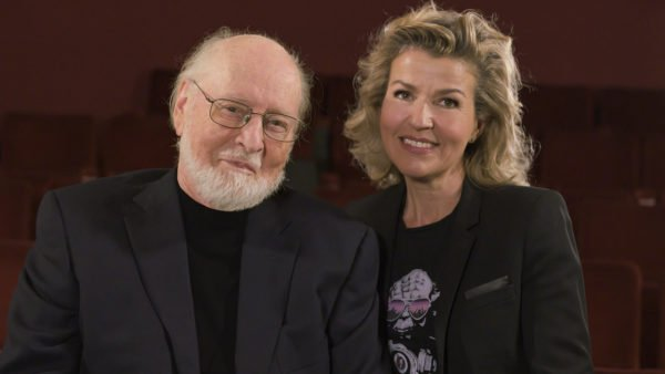 May the Scores be With You — Violinist Anne-Sophie Mutter joins forces with John Williams