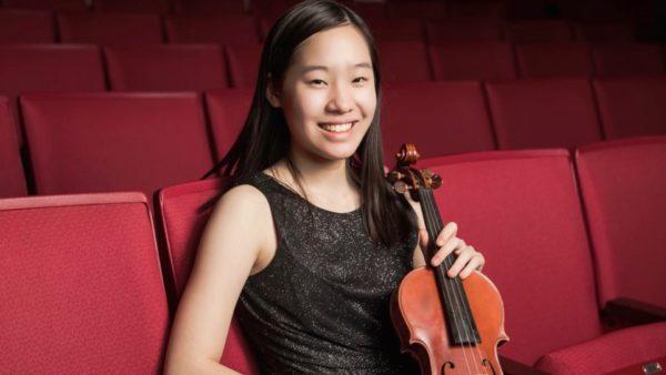 Encore Broadcast | Hannah Lin, 18, violin