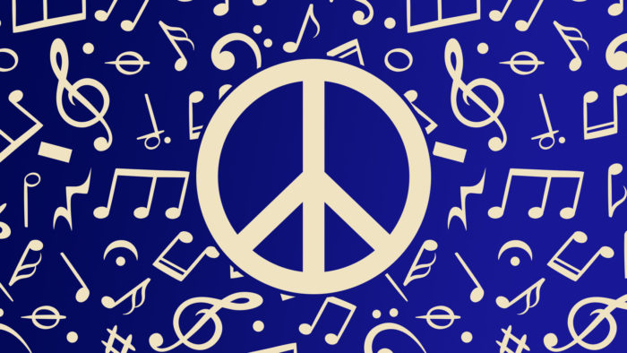 music for peace and pacifism