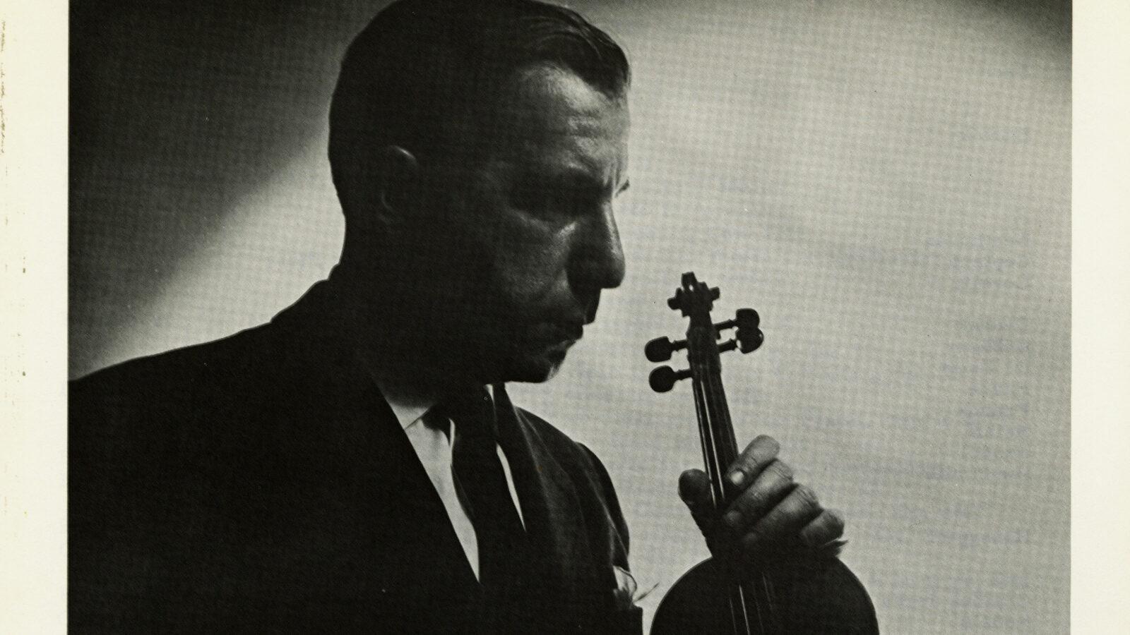 violinist old flier