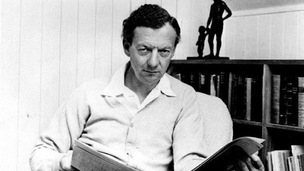 Benjamin Britten, composer, pacifist, remembered by the star of his antiwar opera, <em>Owen Wingrave</em>
