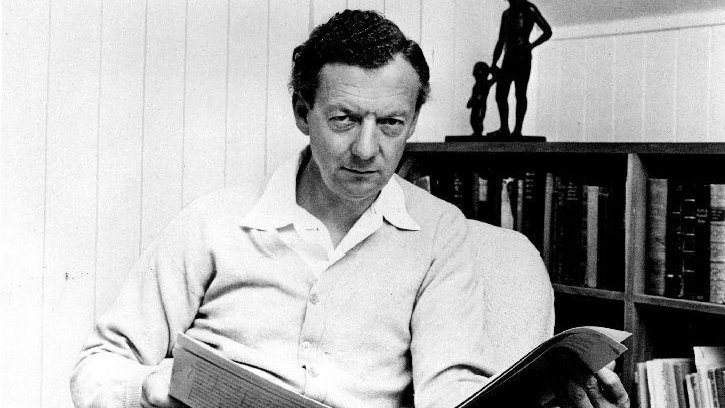 benjamin britten pacifism pacifist