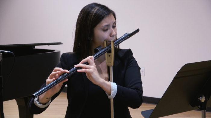 alexandria hoffman gunflute flute yo yo ma