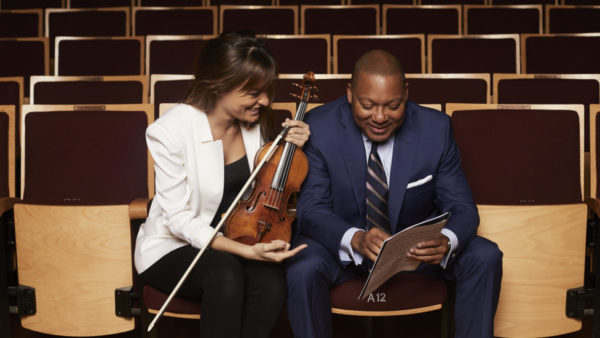Creating a Violin Concerto of 'Discovery' — Nicola Benedetti on her Collaboration with Wynton Marsalis