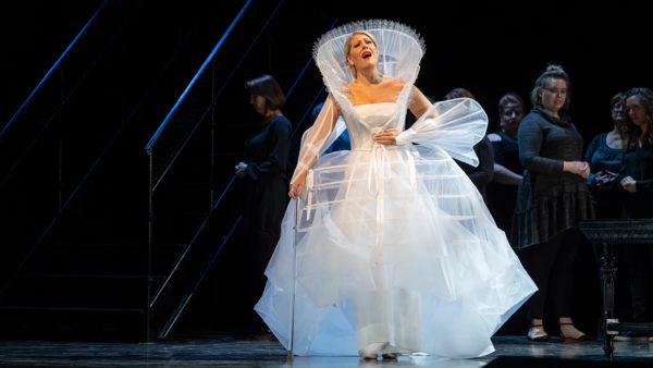 Sondra Radvanovsky on the Acrobatic Bel Canto, Spectacular Couture of 'The Three Queens'