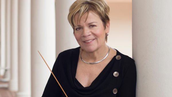 Ravinia Appoints Marin Alsop Chief Conductor and Curator