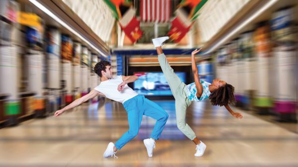 Odysseys of Movement, Music in Joffrey Program