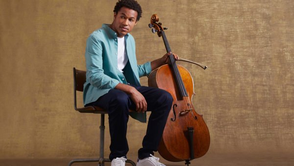 """Sheku Kanneh-Mason: """"Being interested is what makes you interesting as a musician."""""""