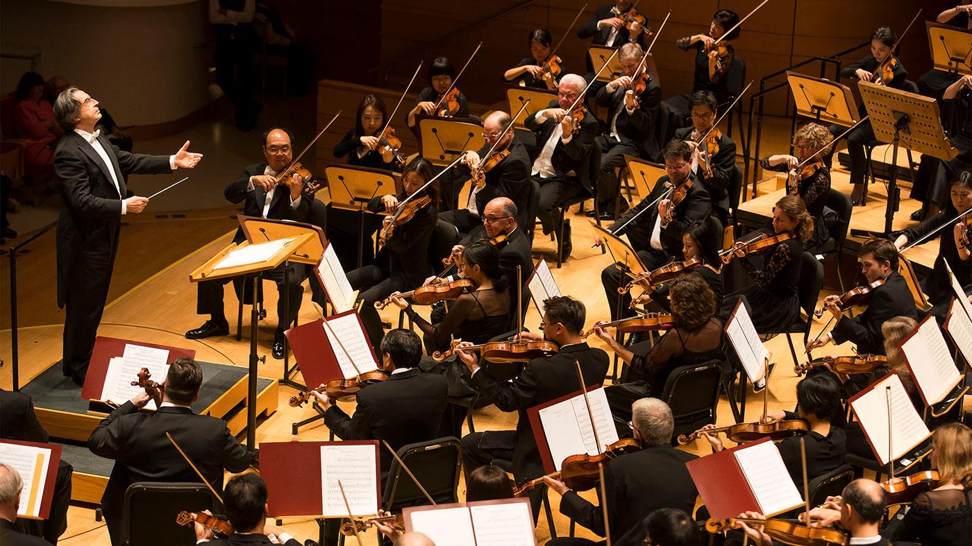 Chicago Symphony Orchestra. Photo: Todd Rosenberg.