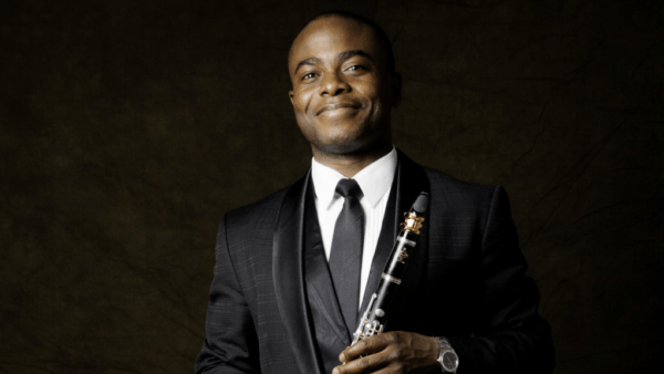 Anthony McGill's #TakeTwoKnees Challenge Inspires Musician Activism, Raises Thousands For Equal Justice Initiative