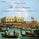 Album cover of Camerata Chicago's The Four Seasons.