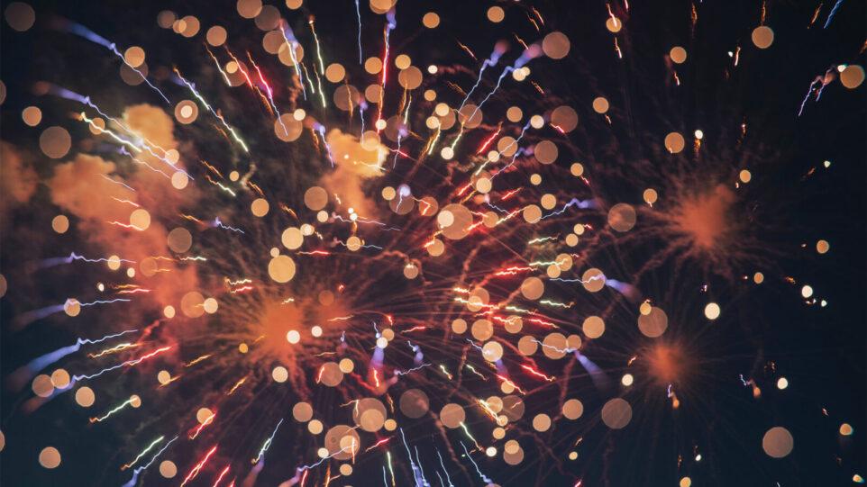 classical fireworks