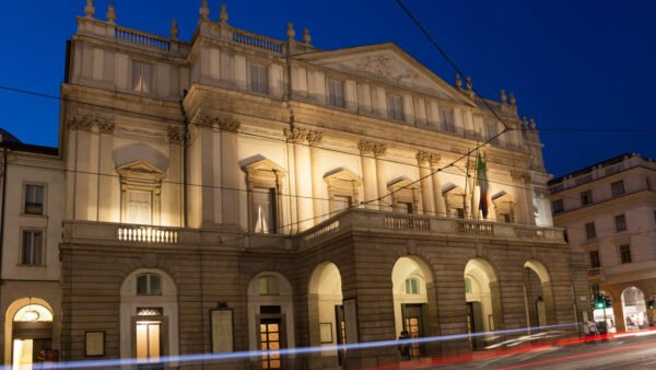 Virus cases spike at Milan's La Scala, Naples' San Carlo
