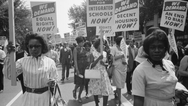 Through the Eyes of Women: Protests and Racial Justice in the Studs Terkel Radio Archive