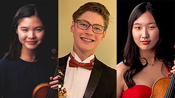 Gemini String Quartet, Precipice Saxophone Quartet, and Infini Quartet