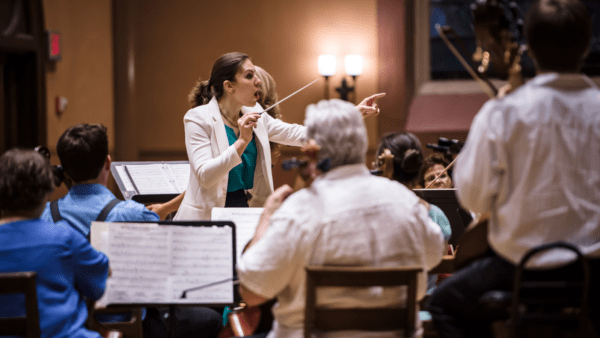 Refuge from Silence: Refugee Orchestra Returns to Live Stage