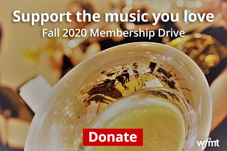 Support WFMT, make a donation today!