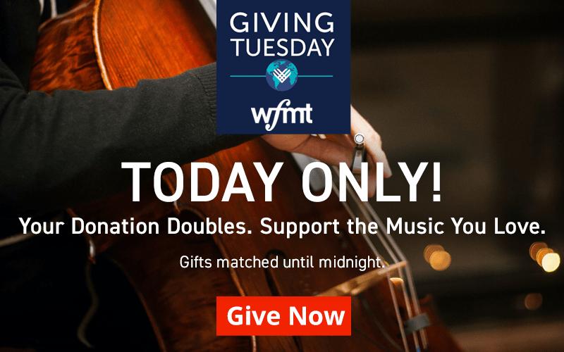 Support WFMT!