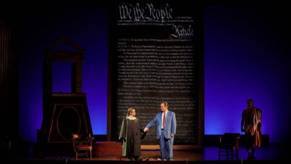 An Opera Without Precedent: Derrick Wang's US Supreme Court Comic Opera <em>Scalia/Ginsburg </em>