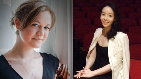 Cora Swenson Lee and Claire-Chung Lim