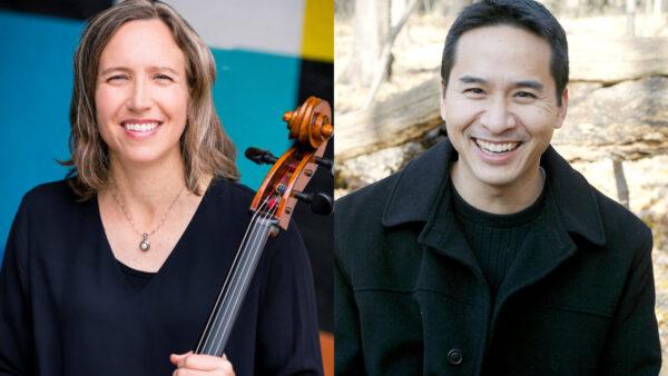Paula Kosower and Kuang-Hao Huang