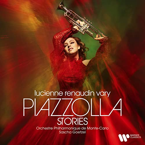 Lucienne Renaudin Vary: Piazzolla Stories